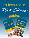 As featured in Rick Steves' Guides